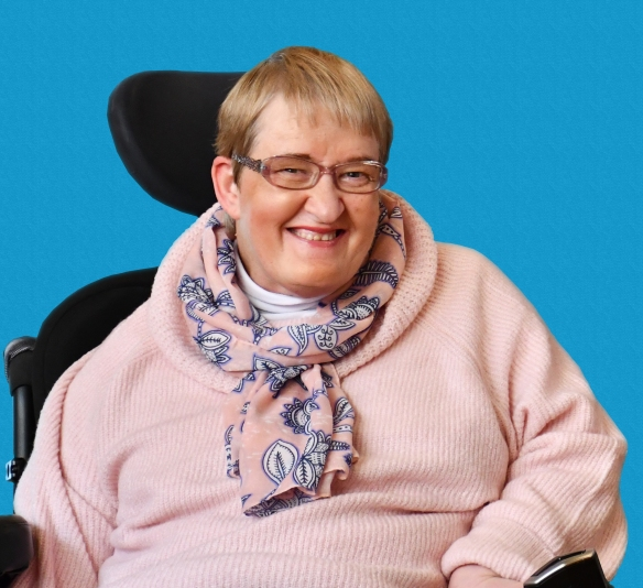 Photo of Jenni Heckendorf today